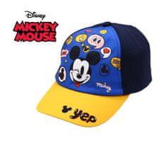 """SETINO Fiú baseball sapka """"Mickey egér"""" - sötétkék"""