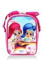 SETINO Dívčí taška přes rameno Shimmer and Shine - růžová