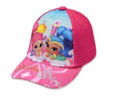"""SETINO Lány baseball sapka """"Shimmer és Shine"""" - rózsaszín"""