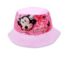 SETINO Dievčenský klobúk Minnie mouse - svetlo ružová