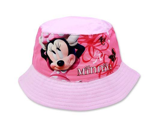 """SETINO Dívčí klobouk """"Minnie Mouse""""- světle růžová - 54 cm"""