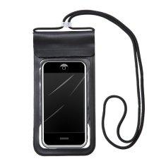 MG Waterproof vodotesné púzdro na mobil 6.6'', čierne