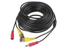 Securia Pro Kabel Koaxiální kabel 50m, video/napájení
