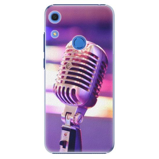iSaprio Plastový kryt - Vintage Microphone pre Huawei Y6s