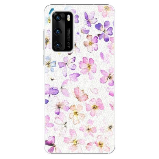 iSaprio Plastový kryt - Wildflowers pre Huawei P40