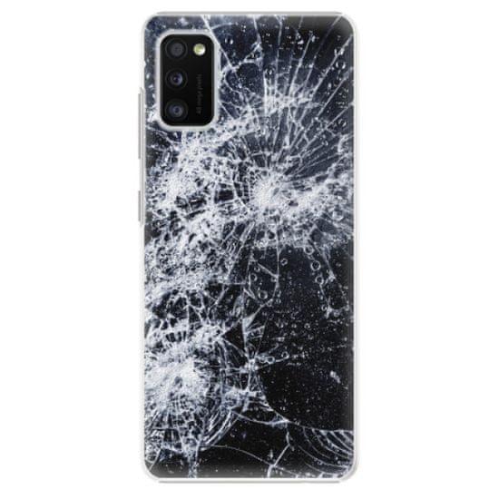 iSaprio Plastový kryt - Cracked pre Samsung Galaxy A41
