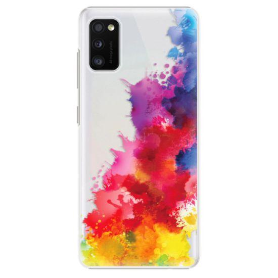 iSaprio Plastový kryt - Color Splash 01 pre Samsung Galaxy A41
