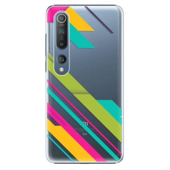 iSaprio Plastový kryt - Color Stripes 03 pre Xiaomi Mi 10 / Mi 10 Pro