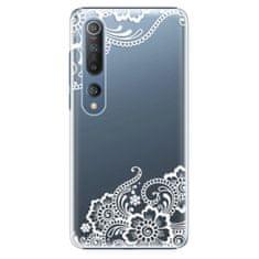 iSaprio Plastový kryt - White Lace 02 pro Xiaomi Mi 10 / Mi 10 Pro