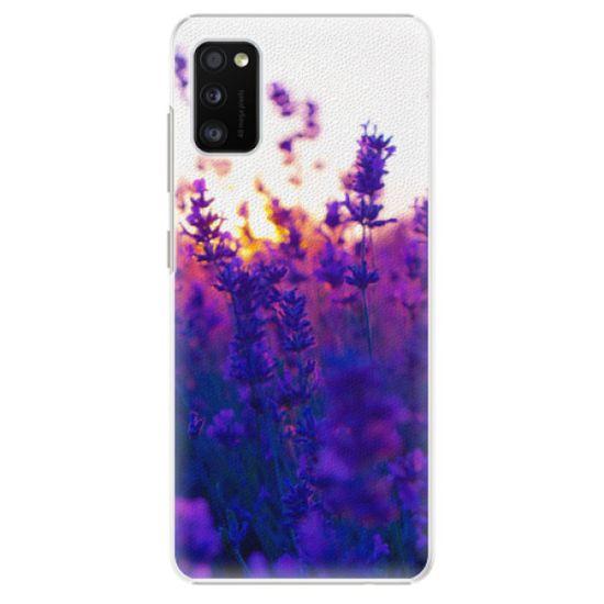 iSaprio Plastový kryt - Lavender Field pre Samsung Galaxy A41