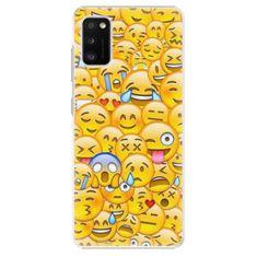 iSaprio Plastový kryt - Emoji pro Samsung Galaxy A41