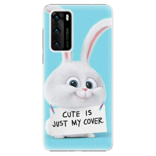 iSaprio Plastový kryt - My Cover pre Huawei P40
