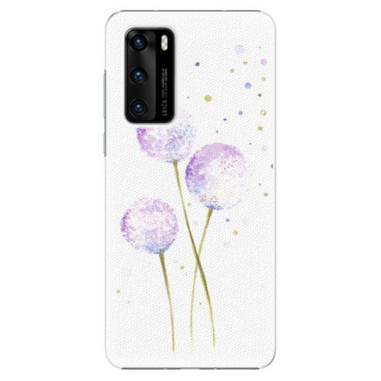iSaprio Plastový kryt - Dandelion pre Huawei P40