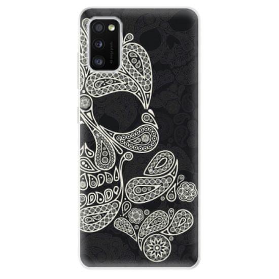 iSaprio Silikónové puzdro - Mayan Skull pre Samsung Galaxy A41