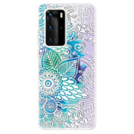 iSaprio Silikónové puzdro - Lace 03 pre Huawei P40 Pro