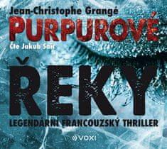 Grangé Jean Christophe: Purpurové řeky - CD