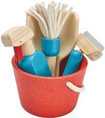 Plan Toys Zestaw do sprzątania
