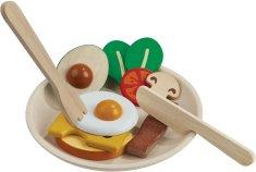 Plan Toys meni za zajtrk