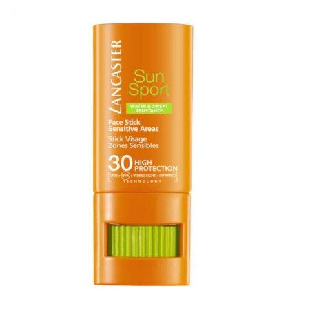 Lancaster Napvédő stift SPF 30 Sun Sport (Face Stick Bulldog Sensitive Areas) 9 ml