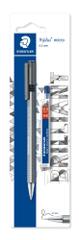 Staedtler Triplus 05 tehnični svinčnik + mine, siv