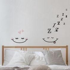 Crearreda zidne naljepnice Funny ML, snovi