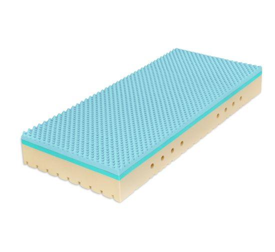 Tropico Super Fox Blue Wellness 22 AKCE 1+1 matrace - 90x200 cm