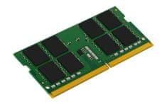 Kingston RAM SODIMM DDR4 32GB PC2666 pomnilnik, CL19, Non-ECC, 2Rx8