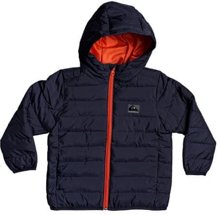 Quiksilver Scaly boy K Jckt Byp0 4 gyerek kabát, sötétkék