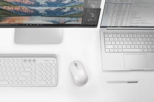 Mysz Mi Dual Mode Silent Edition - cieche przełączniki