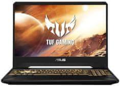 Asus TUF Gaming FX505DT-BQ030 prijenosno računalo, crne