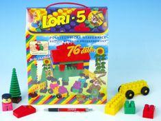 Lori Stavebnice 5 plast
