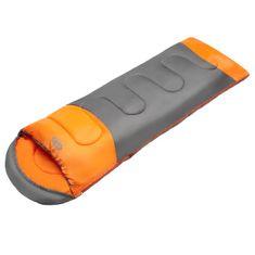 NILS CAMP spací pytel NC2008, oranžový