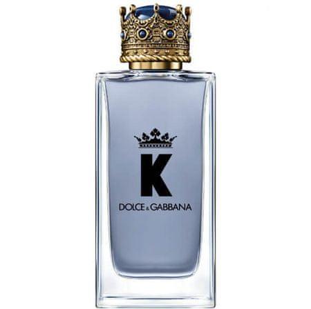 Dolce & Gabbana K By Dolce & Gabbana toaletna voda, 50 ml