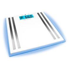 shumee Skleněná váha s analýzou těla Medisana ISA LCD