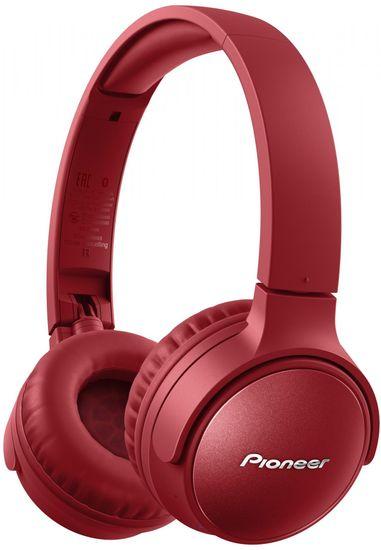 Pioneer SE-S6BN, červená