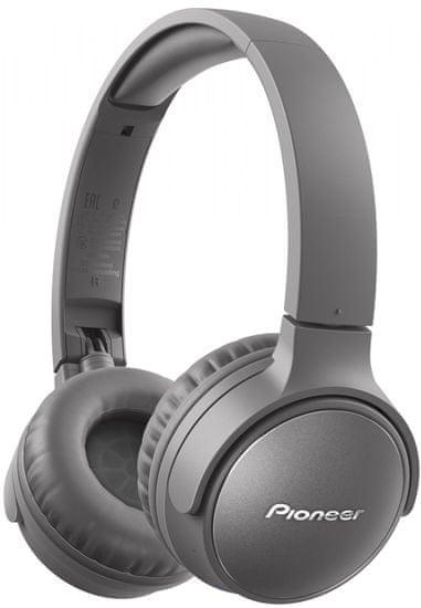 Pioneer SE-S6BN, šedá