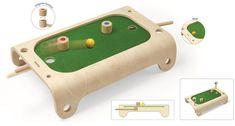 Plan Toys Magnetická dosková hra