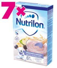 Nutrilon Pronutra Viaczrnná kaša s ovocím 225g, 6+