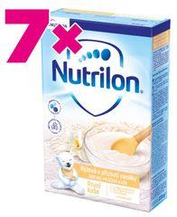 Nutrilon Pronutra První kaše rýžová s příchutí vanilky 225g, 4+