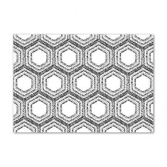 Foto obraz akrylové sklo Geometrické pozadí