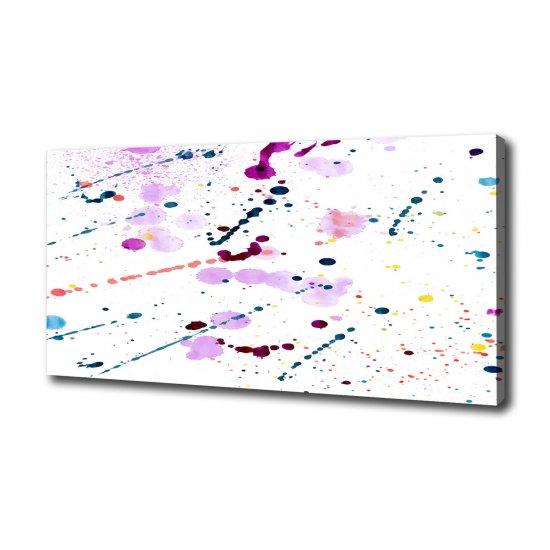 Foto obraz na plátně do obýváku Abstraktní skvrny