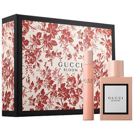 Gucci Bloom parfumska voda, 50 ml + 7,4 ml