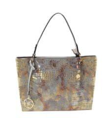 Gionni ženska torbica Akan 11G2195, zlatna