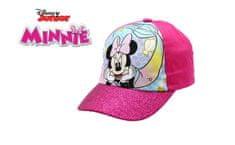 """SETINO Gyerek sapka Minnie """"Mermaid"""" - sötét rózsaszín"""