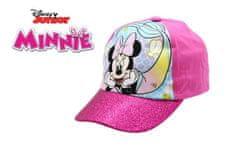 """SETINO Detská šiltovka Minnie """"Mermaid"""" - ružová"""