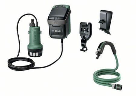 Bosch akumulatorska vrtna črpalka GardenPump 18 Solo (06008C4201)