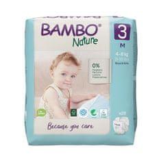 Bambo Nature 3, 28 db 4-8 kg számára