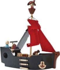 Plan Toys gusarski brod