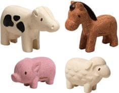 Plan Toys Zestaw - zwierzęta gospodarskie