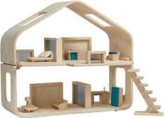 Plan Toys Sodobna hiša za lutke